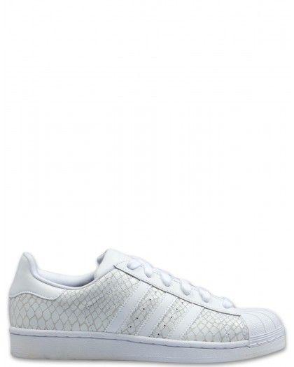 Adidas Superstar W Damen Schuhe weiß