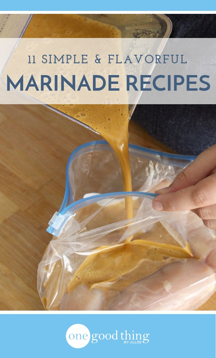 Take the mystery out of marinades! You'll learn what they are, why you'd want to use one, and I'm sharing 11 of my favorite flavorful marinade recipes.