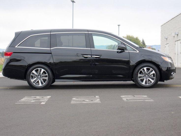 2015 Honda Odyssey Touring Elite Price