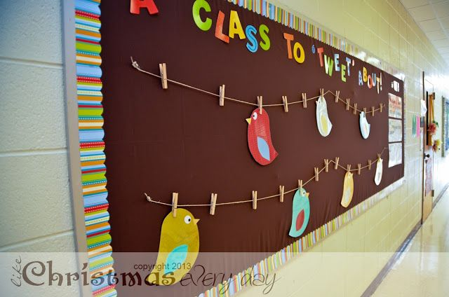 Cute in the Classroom: The Big Classroom Reveal! Teacher Week '13 Day 2