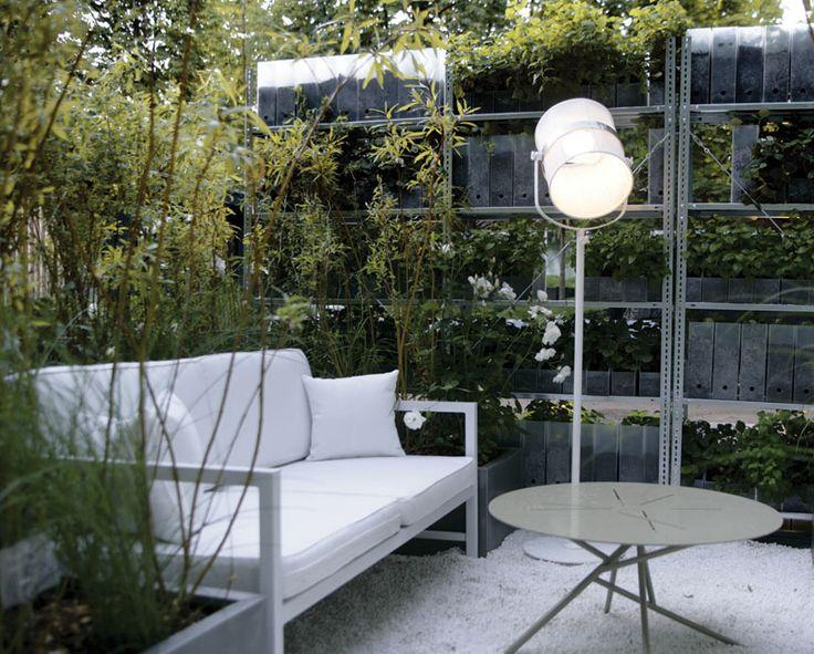 Les 60 meilleures images propos de eclairage d 39 ext rieur sur pinterest industriel for Eclairage jardin autonome