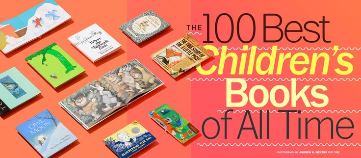 The 100 Best Children's Books of All Time | Time magazine