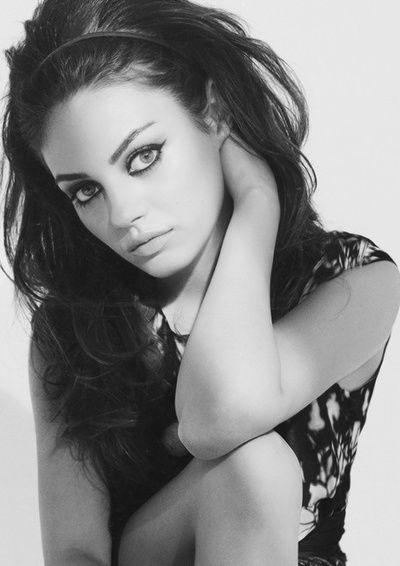 Mila Kunas - wish I had those eyes!