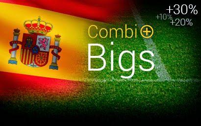 bwin super cuota mejorada 20% combinada liga española futbol 21 septiembre