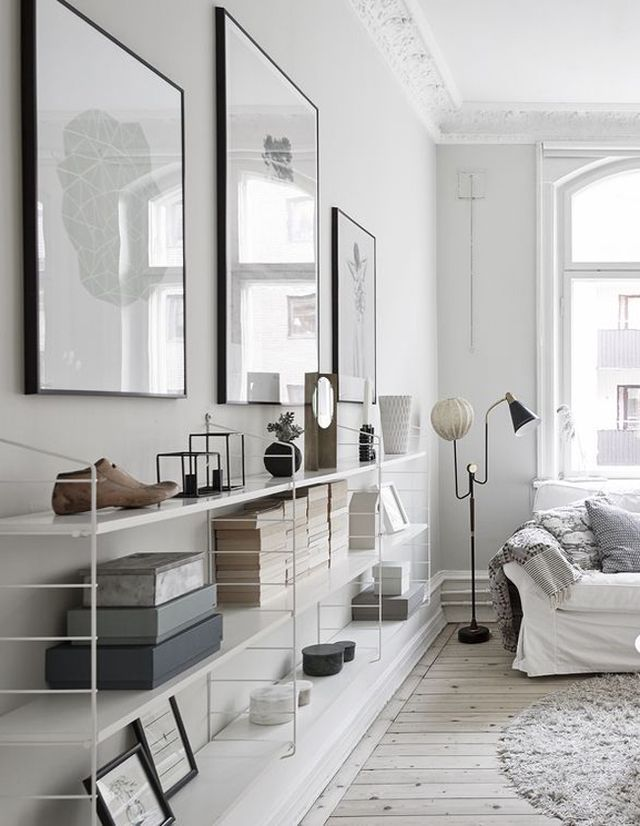 Starting A New Year With A Clean Slate: Minimalist Interior Inspiration  (CHAPTER FRIDAY)