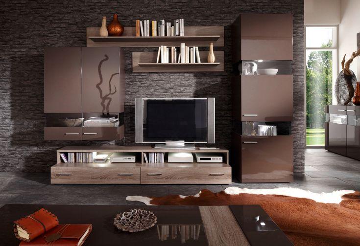 164 Ideen für ein schwarzes Wohnzimmer