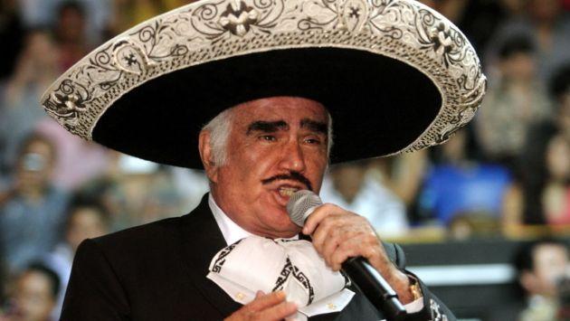 Vicente Fernández se despedirá de los escenarios en el Estadio Azteca de México