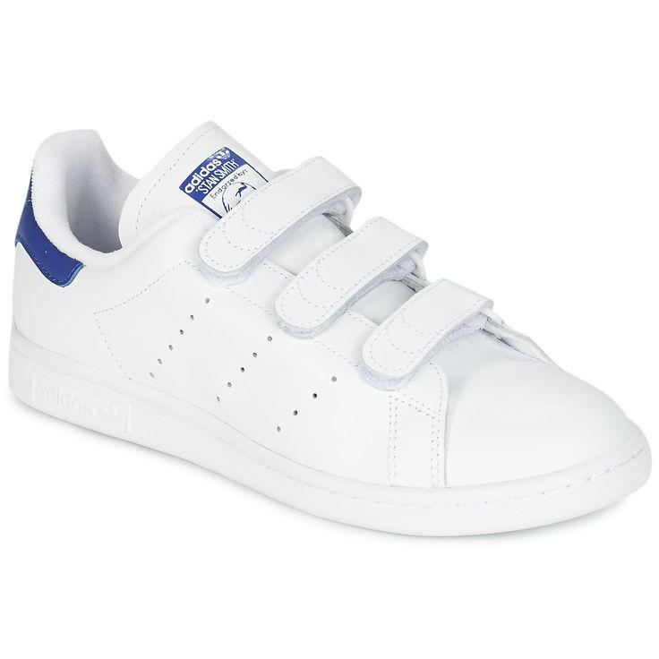 baskets mode adidas originals stan smith noir