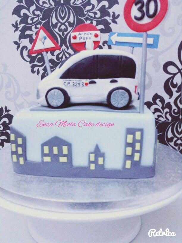 Torta taxista