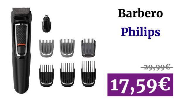 Philips Barbero 8 En 1 En 2020 Barberos Barba Viajes