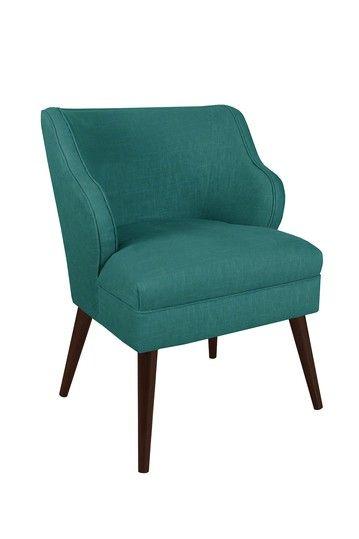 Modern Chair - Linen Laguna by Gold Coast on @HauteLook
