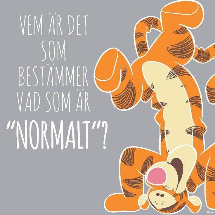 """@specialpedagogik_i_forskolan på Instagram: """"Vem bestämmer vad som är normalt? #uppskattaolikheter#olikaärbra#allaslikavärde#vembestämmervadsomärnormalt#nallepuh"""""""