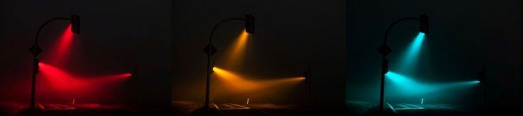 Traffic Lights in Fog 2