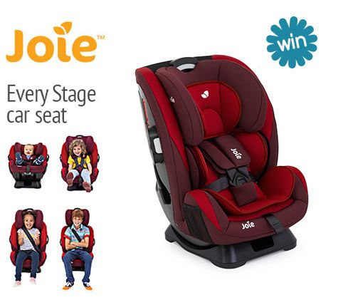 Joie car seat competition