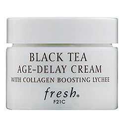 Fresh - Black Tea Age Delay Cream  #sephora - this stuff will make your skin feel fantastic. It's a little pricey...don't say I never gave you anything