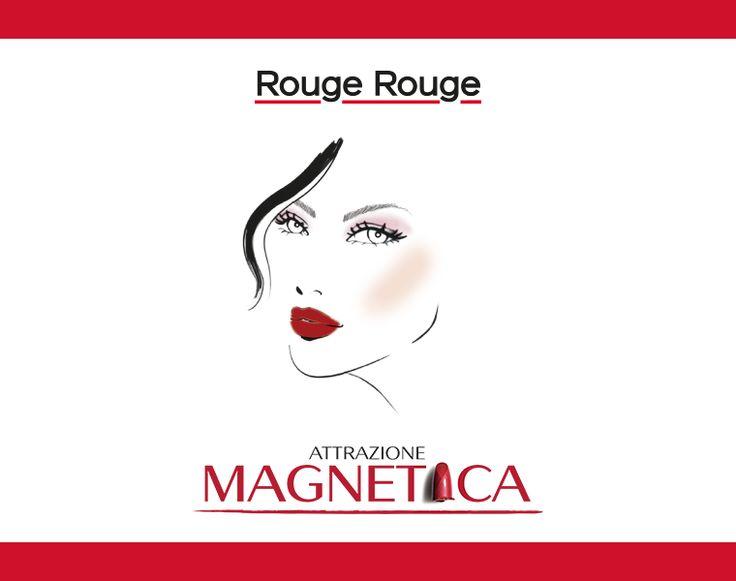 Sei una donna audace, sensuale, istintiva? Accendi la passione  che c'è in te con rossi luminosi! #sharebeauty http://www.shiseido.it/rouge-rouge/  OCCHI Shimmering Eye Color PK214 Eyebrow Styling Compact Full Lash Volume Mascara  LABBRA Rouge Rouge RD501 Lip Pencil RD609  VISO Synchro Skin Foundation Face Enhancing Trio RS1