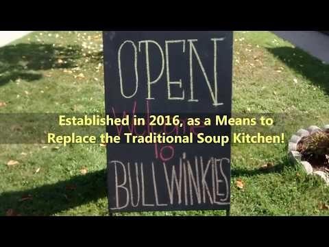 Embrace your Future with Forward Momentum: Bullwinkles Eatery, Woodstock,  AVIVA Community Fu...