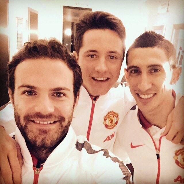 "Juan Mata: ""Ready for tomorrow! @ManUtd vs #Southampton."" #MUFC #premierleague 1.10.2015"