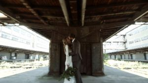 swedish wedding in Prague #industrial #wedding #boho #weddingphoto #weddingvideo #prague #wedding #trainstation #zizkov