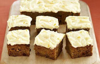 Recept voor Amerikaanse pompoen cake in bakboek - Koopmans.com