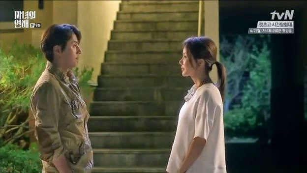 Witch Love episode 9