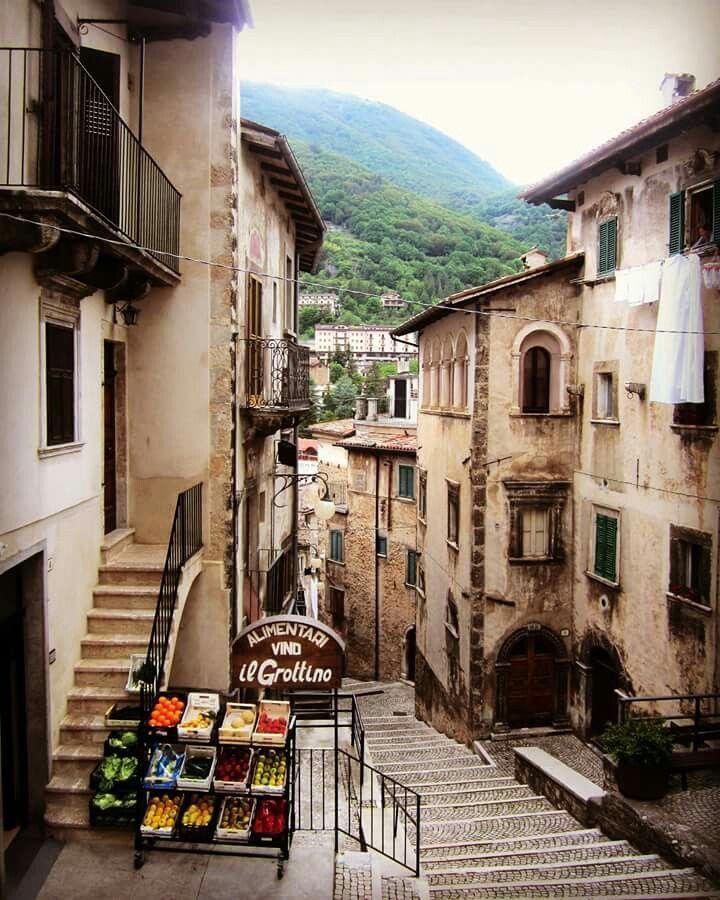 Scanno, Abruzzo, Central Italy