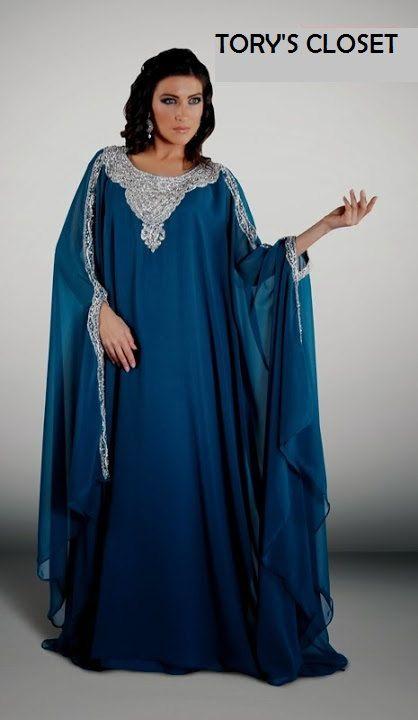 Very Fancy dubai Kaftan/Abaya/jalabiya Ladies Maxi Dress Caftan Wedding gown…