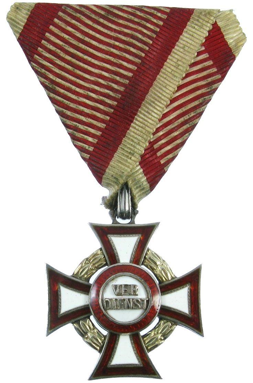 Military Cross of Merit (Militaer Verdienstkreuz) eagle
