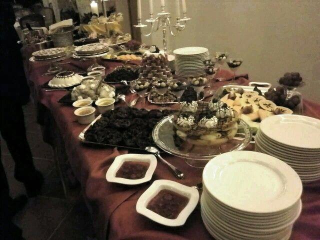 su Buffet Di Dolci Per Matrimonio su Pinterest  Siti Nozze, Buffet ...