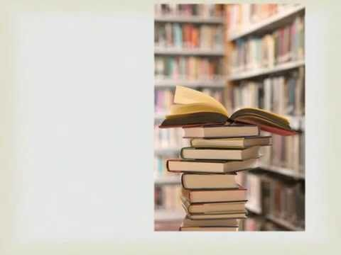 Understanding the Dewey Decimal Classification System - YouTube