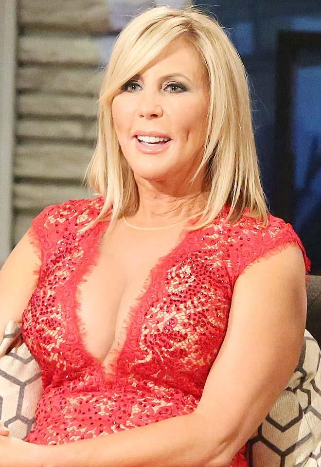 "Vicki Gunvalson Explained ""What Gay Looks Like"" On the RHOC Reunion"
