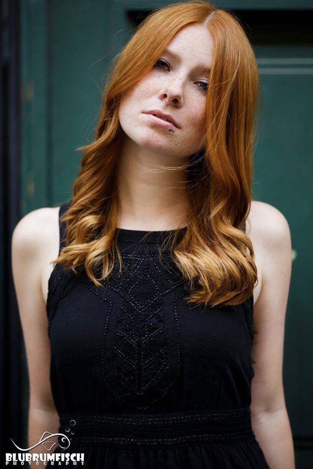 Michelle Ramone I Model | Redheads | Redhead models ...