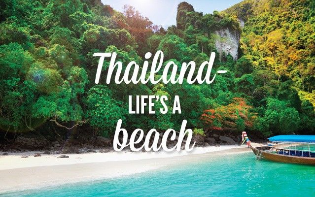 Thailand Holidays & All Inclusive Deals 2014/2015 | Virgin Holidays