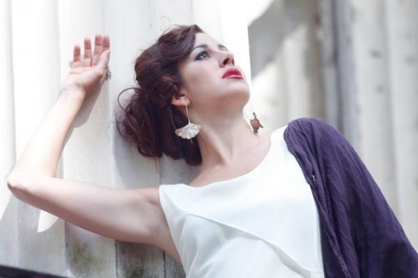 Ana Karina Rossi - Ufficio stampa Michele Miglionico