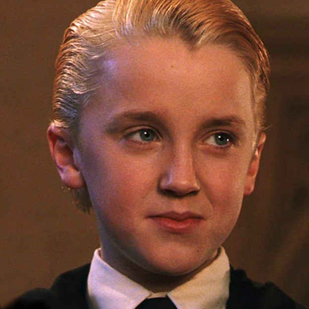 So Saw The Quot Harry Potter Quot Characters In The First Movie Vs The Last Harry Potter Characters Harry Potter Draco Malfoy Draco Malfoy