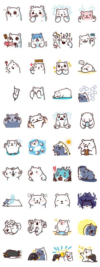 (2015-07) Hvad laver isbjørnen?