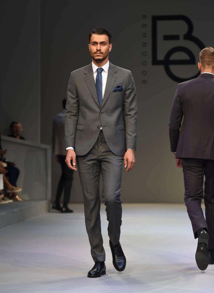 Male Fashion Trends: Behnoodel Spring-Summer 2018 - Dubai Fashion Week