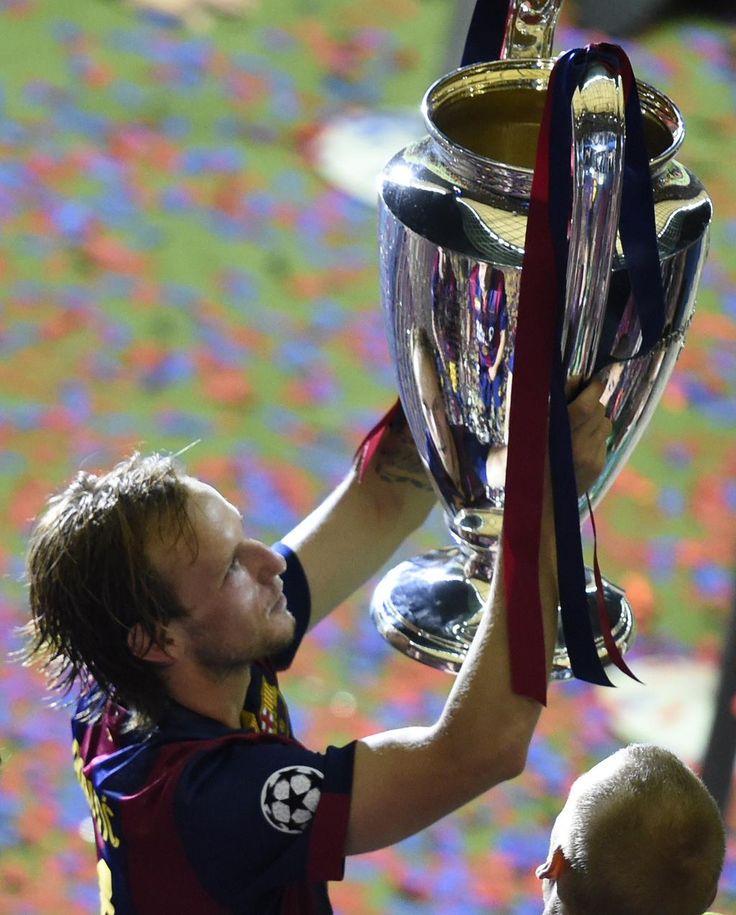FCBarcelona wins Champions League final 2015