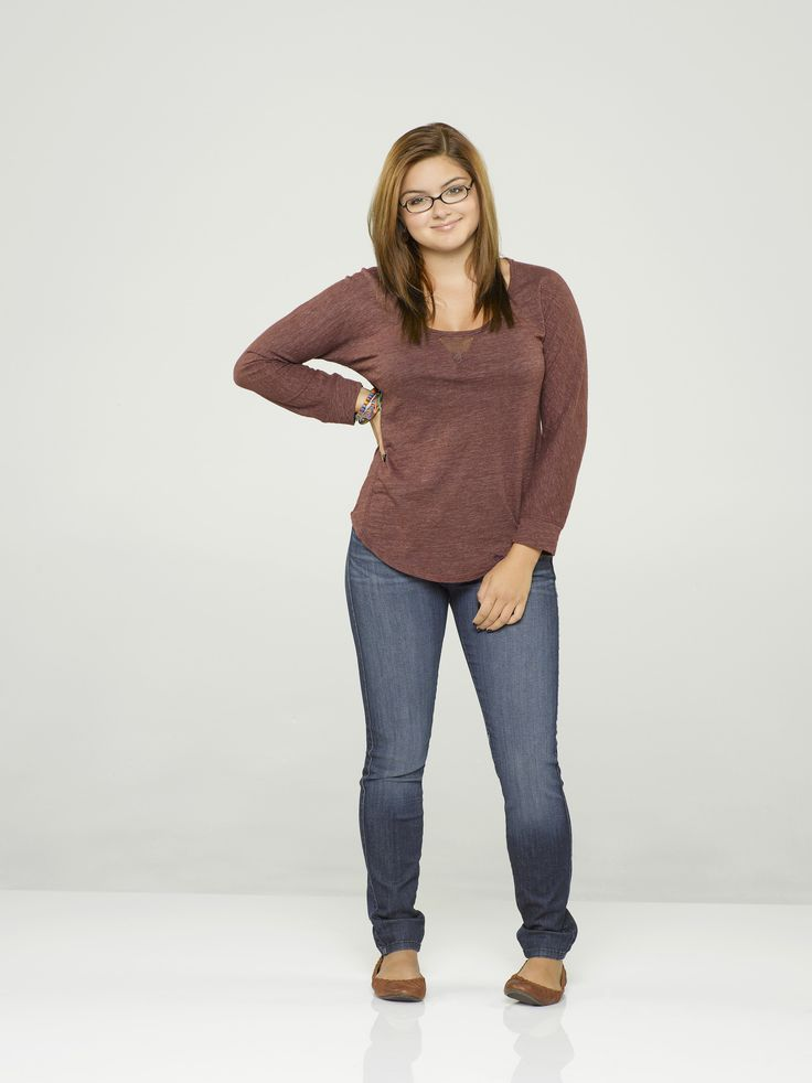 Ariel Winter as Alex Dunphy in #ModernFamily - Season 5 ...