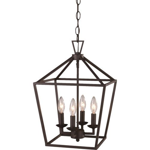 Found it at Joss & Main - Emme 4-Light Foyer Pendant