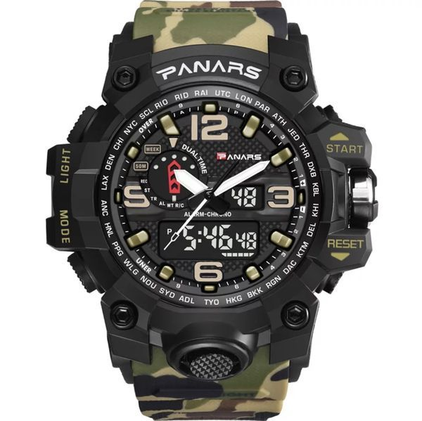 Shock Proof Water Waterproof Excellent Daily Watch For Work Or Gym For Sale In Palmetto Bay Fl Offerup Watches For Men Digital Watches For Men Military Watches