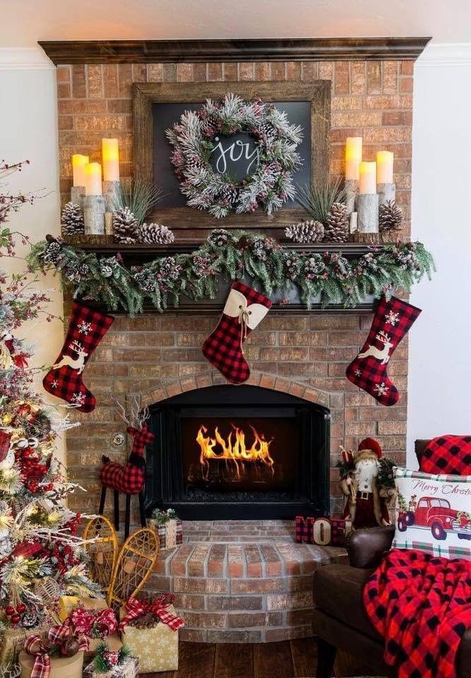 Pin By One Thousand Oaks Diy Decor On Farmhouse Christmas