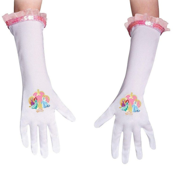 Need some gloves to finish my costume.