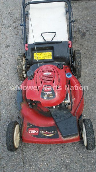 Toro Lawn Mower Model 20065 Carburetor Parts Nation