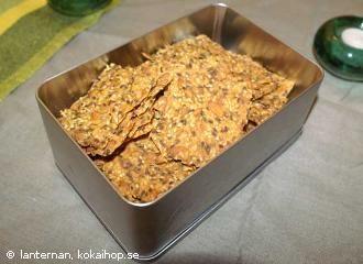 Knäckebröd - Recept