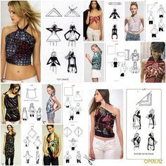 7 way dress instructions