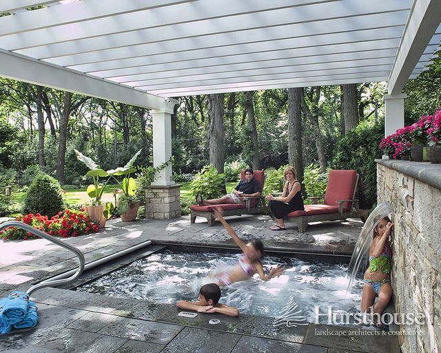 Water Features 006 Small Backyard Pools Pools For Small
