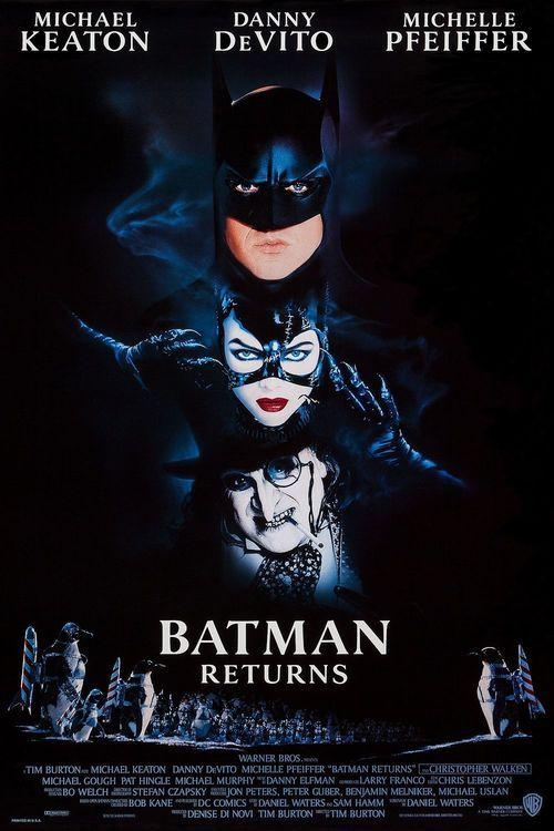 Watch Batman Returns (1992) Full Movie Online Free