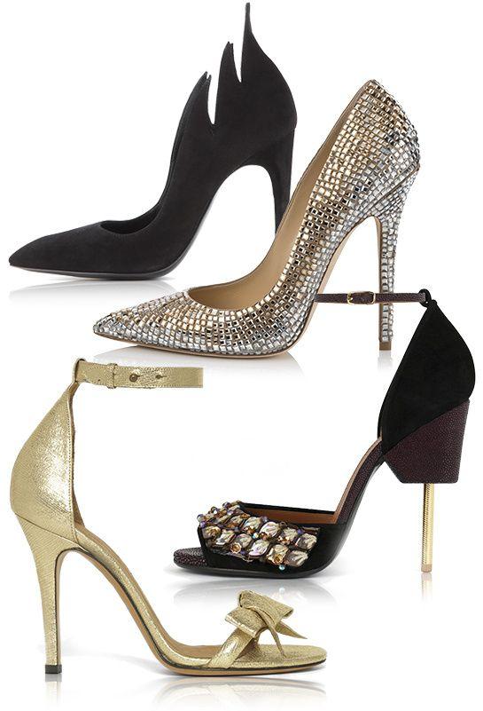 20 chaussures de soirée pour noël et le nouvel an http://www.vogue.fr/mode/shopping/diaporama/20-chaussures-tendances-de-soiree-pour-les-fetes/21685