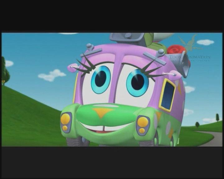 Isabelle the icecream lorry #finley #finleythefireengine #firetruck #kidscartoons #cartoonsforkids